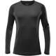Devold Breeze - T-shirt manches longues Homme - noir